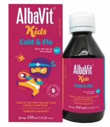 AIBAVIT KIDS COLD & FLU